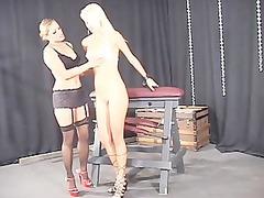 bondage bitch interviews - act 3