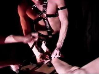 cbt restraining, hooding and gagging sub for
