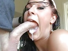 sensual awesome gianna michaels loves the warmth