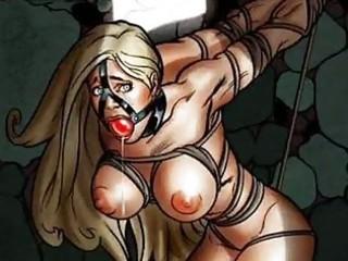 desperate blonde sexual bondage film class