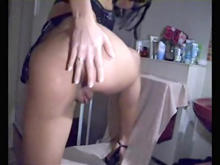 private fuck video with a girl pleasing with her