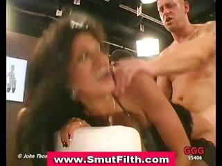 video of german girl taking facial and bukkake