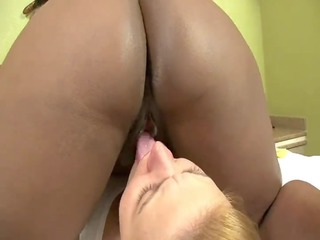dark slut and her white thrall hotty