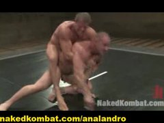 gay kombat wrestling for sexual domination