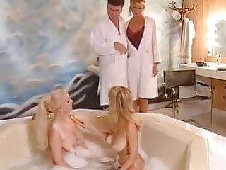 british dikes inside bathtub