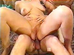 pretty french milf bunch sex