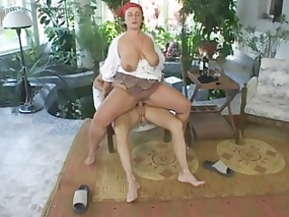 big ass german cougar 2