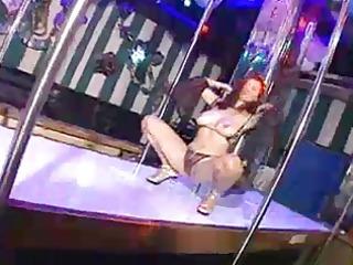 nancy ho dancing on stage