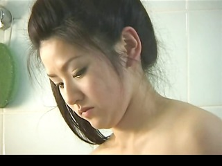 kiki pleasing with her asian pussy part4
