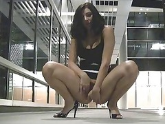 madeline awesome super brunette with natural