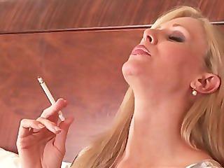 incredible mature smoking