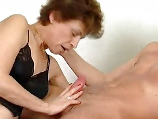 mature german chick obtains nailed  inferno
