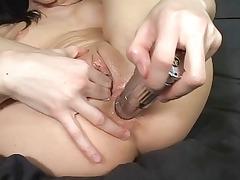 tamara - solo masturbation