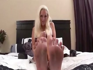 most sweet footsmell joi with courtney