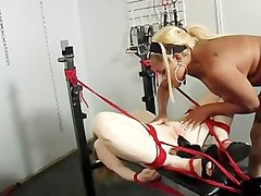 the domination of madison inexperienced - scene 3