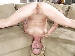 super mouth porn with flexible svedka tornburg
