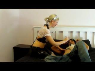 frenchmaid porn