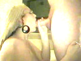 bifocal blondie acquires a facial