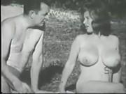Virginia Bell goes Nudist
