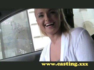 casting- russian bottom prettiness slides it into