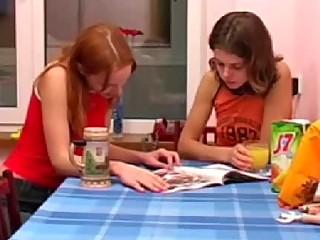 ivana and masha peeing