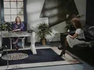 retro office lesbians kitty and butt tasting