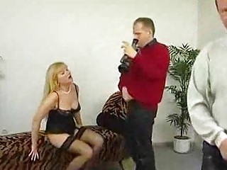 cougar housewife oral bang