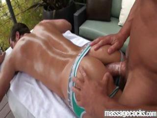 massagecocks outside penetration