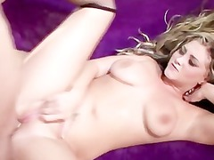 bailey acquires her idiot and pussyhole slammed