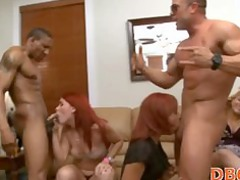 solitary boy gang-banging cruel cheeks oral