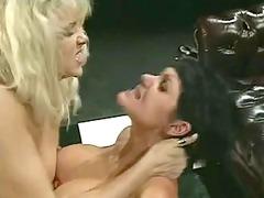 jeanna admirable lesbo twin penetration butt knob
