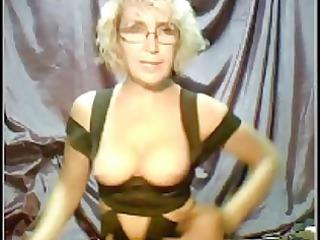 blond wife cam
