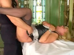 hawt german aged having fuck with younger guy