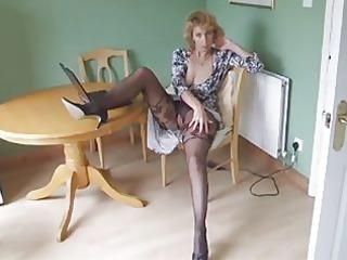mature body underwear stockings go naked