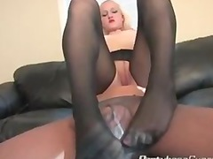 nylons supremacy a special kind of femdom