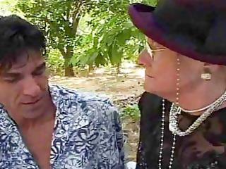granny angel teaches fresh boy facts of life
