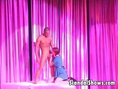 sweet duo banging at expose performance