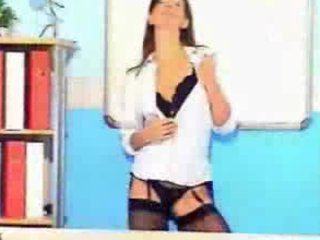 sweet professor striptease