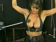bdsm session with awesome older slave part 4